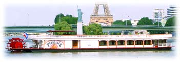 TENNESSEE BATEAUX A ROUE