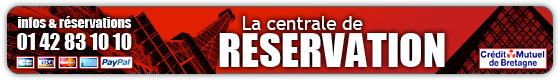 La centrale de rservation